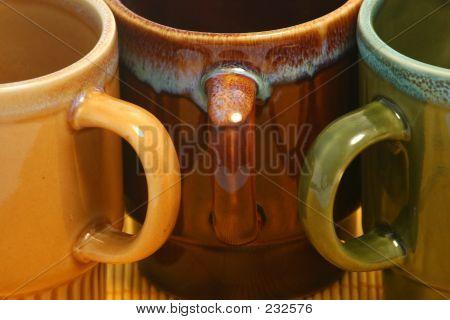 Three Coffee Cups 248