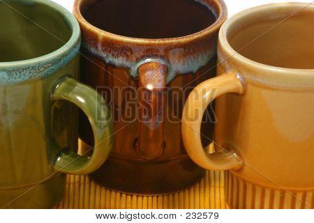 Three Coffee Cups 259