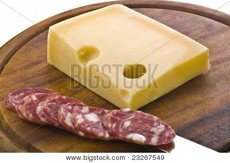 Hot Salami