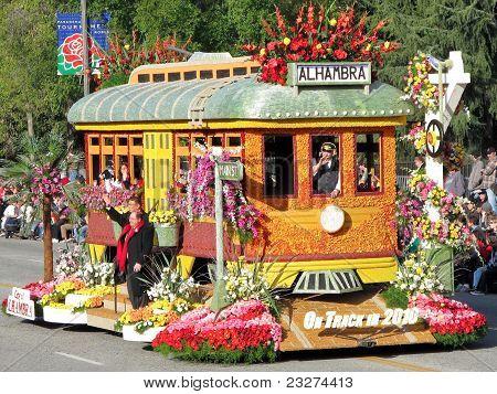 Tournament Of Roses 2010 Parade