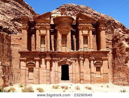 Petra, el monasterio