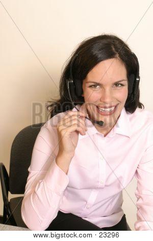 Headset Worker