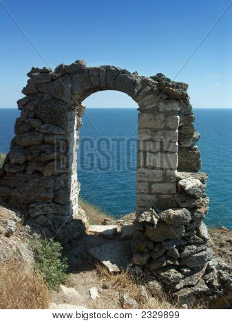 Ancient Stone Arch