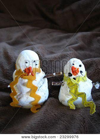 Solid Snowmen