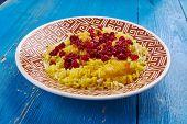 Постер, плакат: Persian Cranberry Rice Pilaf