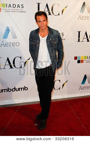 NEW YORK-MAY 17: Actor Will Arnett attends the IAC And Aereo Official Internet Week New York HQ Closing Party at IAC HQ on May 17, 2012 in New York City.