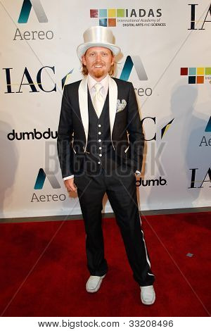NEW YORK-MAY 17: Daniel K. Nelson attends the IAC And Aereo Official Internet Week New York HQ Closing Party at IAC HQ on May 17, 2012 in New York City.