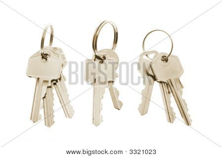 Keys And Keys Rings
