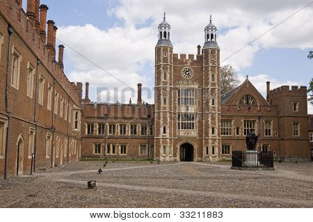 Eton College Quadrangle