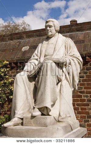Estátua de José Goodall, Eton