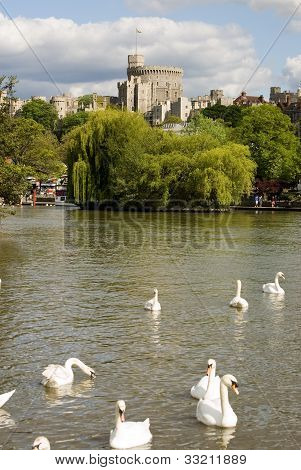 River Thames at Windsor