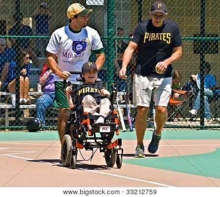 Miracle League Softball