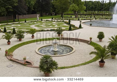 Nice Fountain Of Het Loo Palace Garden