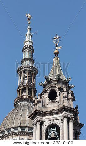 Cupola  Di San Gaudenzio, Novara