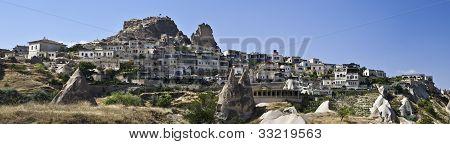Cappadocia / Uc Hisar