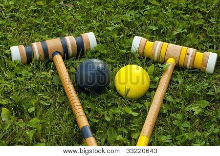 Croquet Equipment