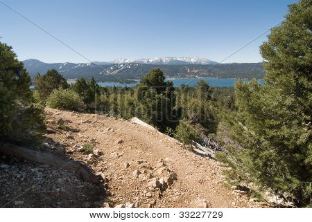 Mountain Hiking Trail