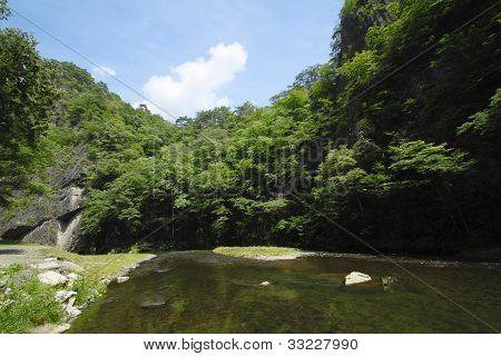 Valley Geibi In Ichinoseki ,iwate