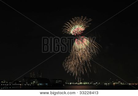 Japanese Traditional Fireworks