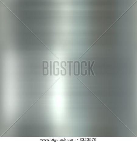 Glossy Brushed Metal