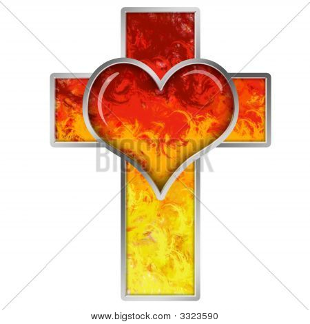 Cross With Heart