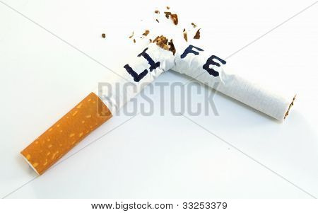 Smoking Shortens Life