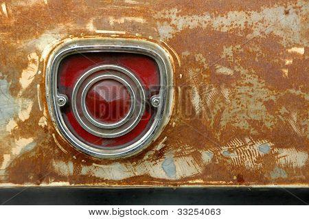 Classic car rear lamp