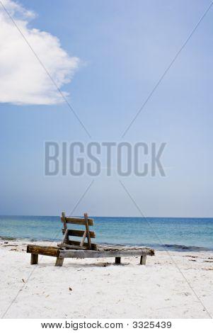 Beach Old Chair