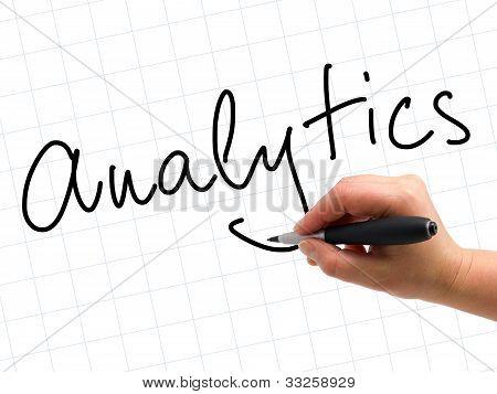 Analytics Handwritten