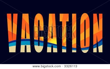 Abstract Vacation Series