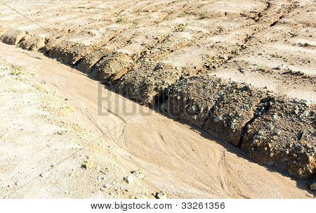 Soil Erosion Due To Overgrazing Leading