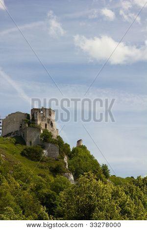 Chateau Gaillard scene