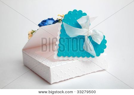 small box for ring