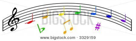 Music Arch Banner