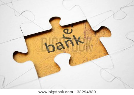 Bank Puzzle