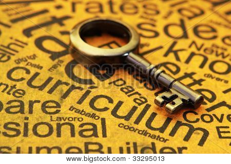 Curriculum And Old Key