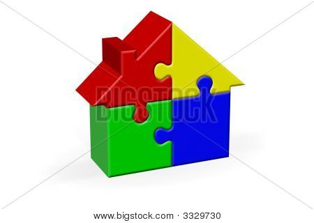 House Jigsaw Puzzle