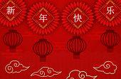 Happy Chinese New Year, New Year, Chinese New Year 2020 Year Of The Rat, Chinese New Year Greetings, poster