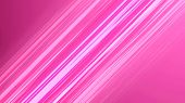 Pink Diagonal Anime Speed Lines. Anime Motion Background. poster