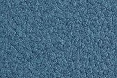 Turquoise Paper With Leather Texture For Background. Paper For Interior And Exterior Decoration Or B poster