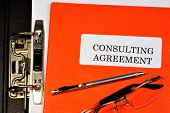 The Consultation Agreement Is Concluded In Writing, Drawing Up A Document Signed By The Parties. Qua poster