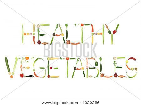 Healthy Vegetables