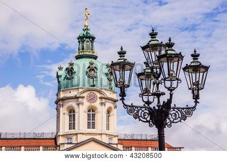Tower of the Charlottenburg Palace