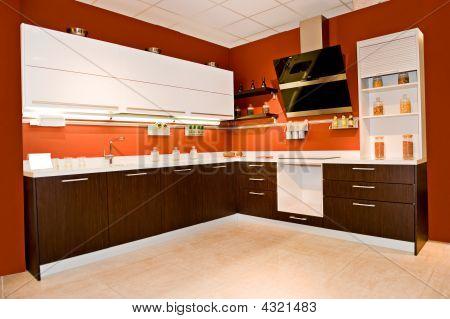 Angular Modern Kitchen