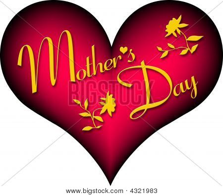 Heart Mothers Day