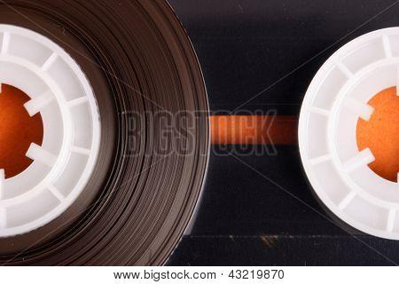 Photo of Into audio cassette