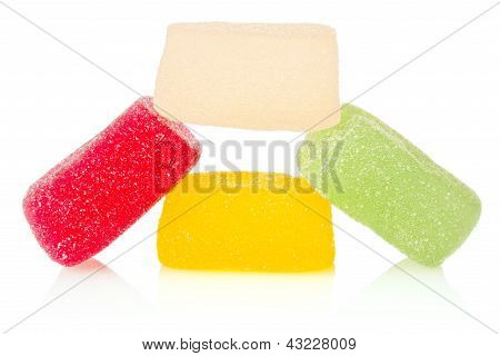 Candy Coloured Of Jelly
