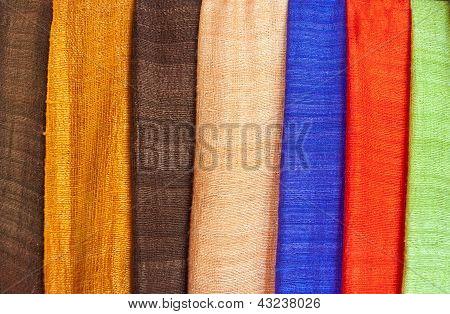 Tecidos de algodão tailandês