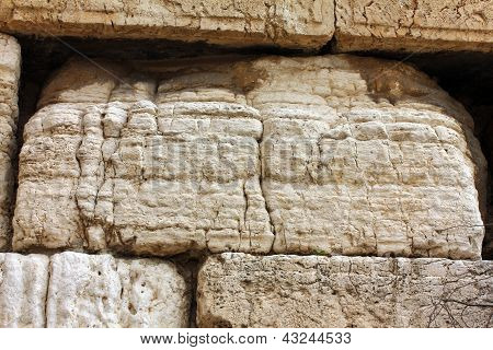 Western Wall, Jerusalem , Israel