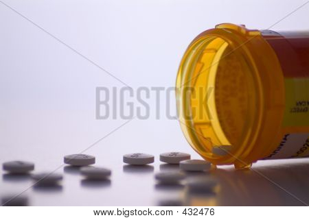 Prescription Drug Bottles